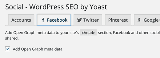 social seo yoast