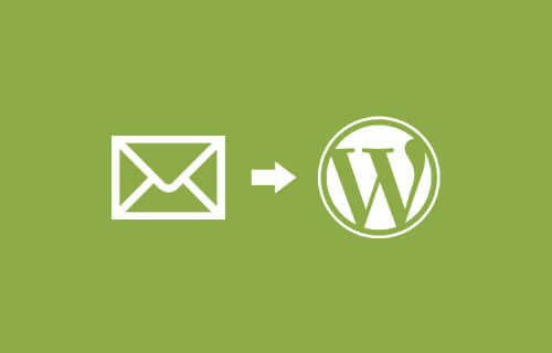 mail wordpress