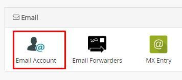 cara menggunakan webuzo - membuat akun email
